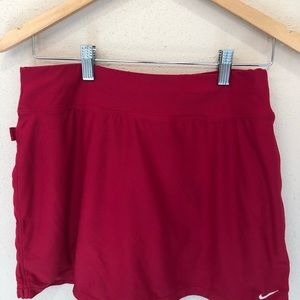 Nike Dri-Fit Athletic Skort Pink M